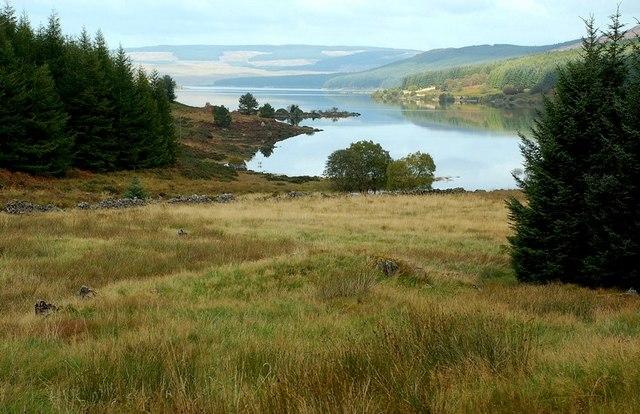 Loch Doon View