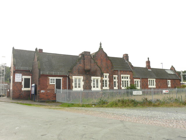 Longport Railway Station