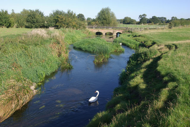 River Avon, Little Lawford
