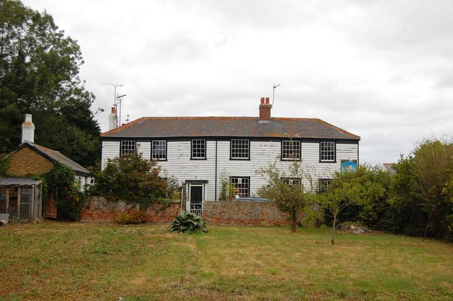The former George and Dragon, Churchend, Foulness Island