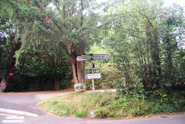 Signpost, Speldhurst