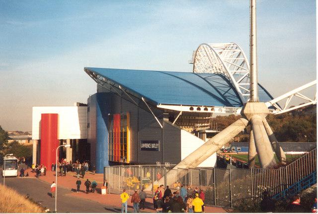 McAlpine Stadium, Huddersfield