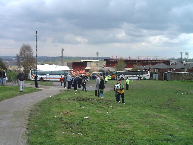 Oakwell, Barnsley