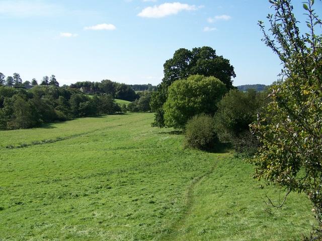 Footpath near Hatch