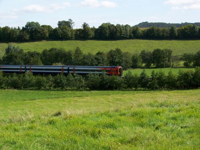 Train, Tisbury