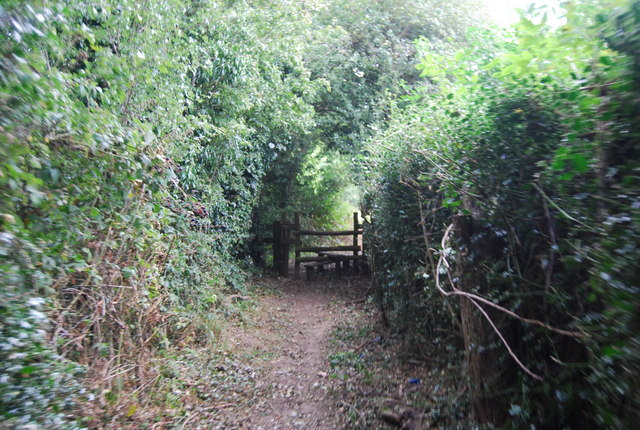 Stile on the Tunbridge Wells Circular Path