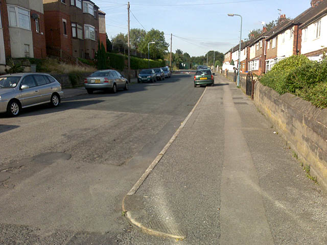Vickers Road, Firth Park