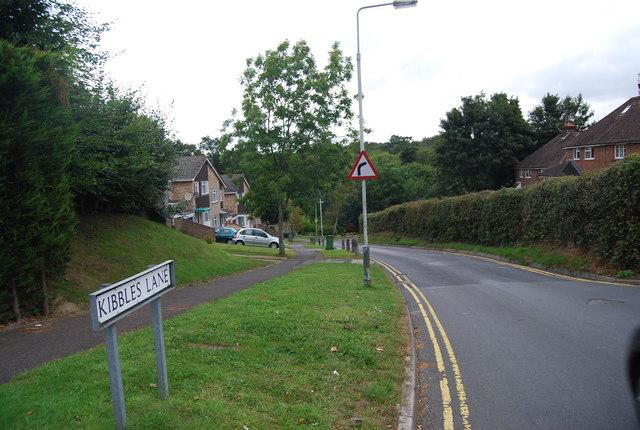 Kibbles Lane, Southborough