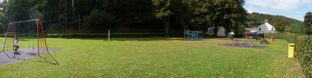 Dulverton : The Playground