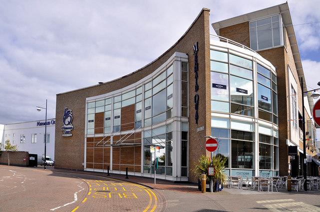 Mermaid Quay, New George Street - Cardiff Bay