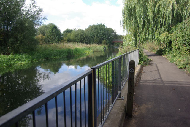 River Nene, Northampton