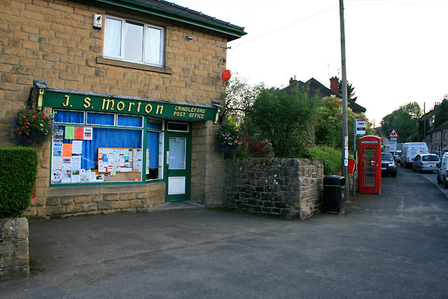 Grindleford Post Office
