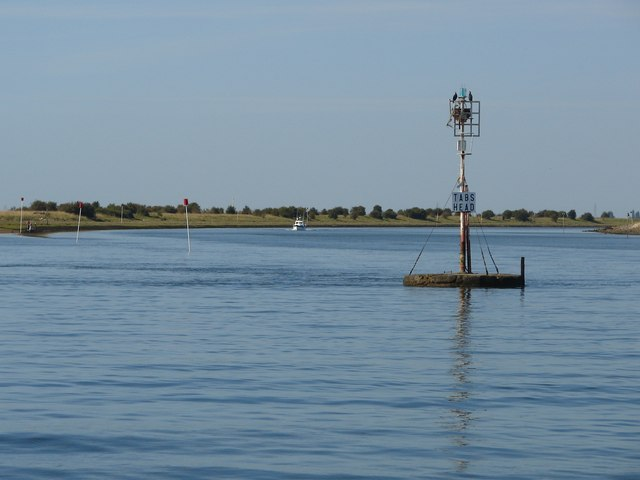 Mouth of the River Witham