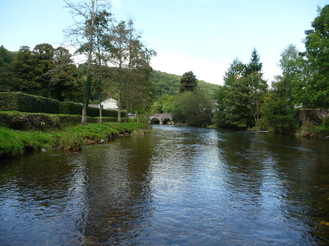 Dulverton : The River Barle