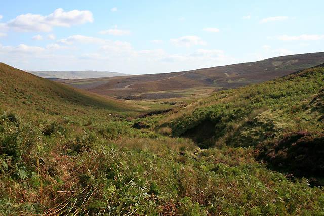 Looking Downstream Along the Derwent