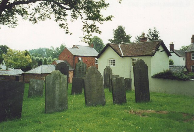 Churchyard, Bitteswell, Leicestershire