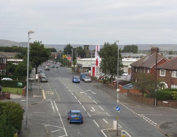 Kingsway, Newbold