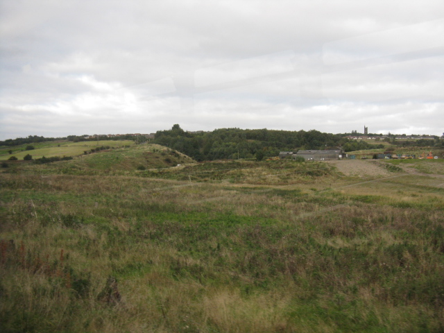 Waste Ground Near Heyside