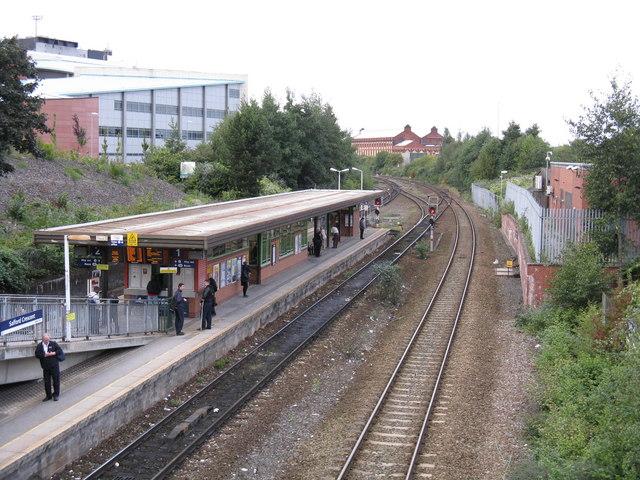 Salford Crescent Station
