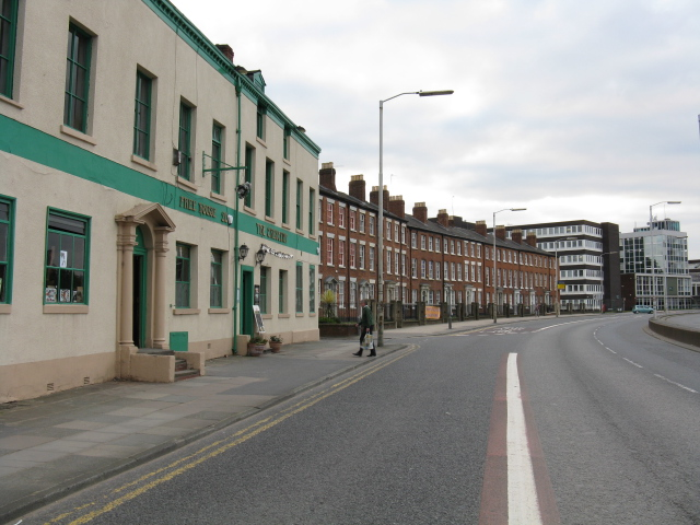 The Crescent, Salford