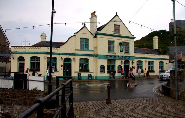The Pier Tavern at Ilfracombe