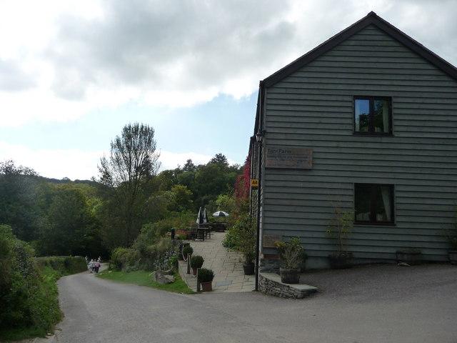 Exmoor : Tarr Farm, Inn & Restaurant