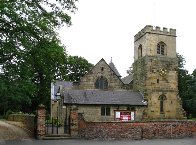 St Oswald's Church, Sowerby