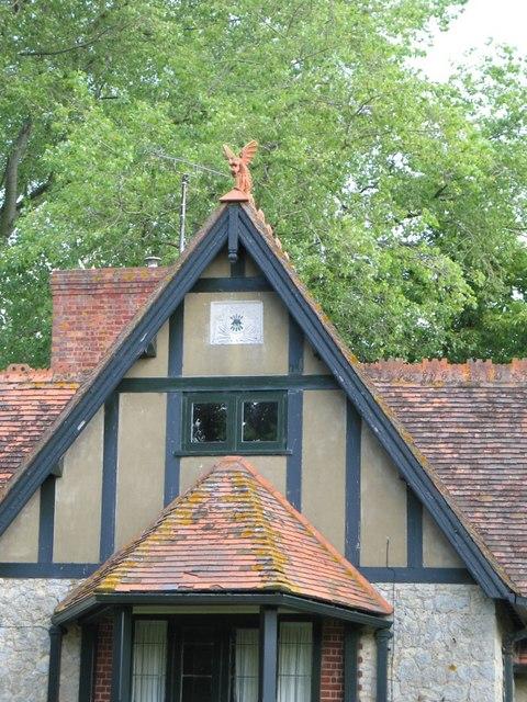 Weir Lodge, Eythrope