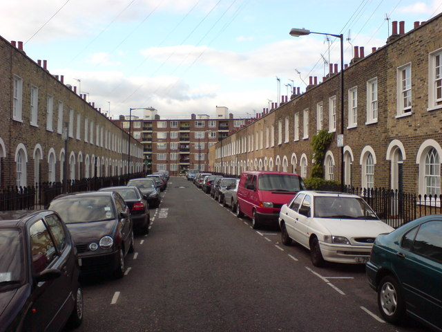 Havering Street, E1