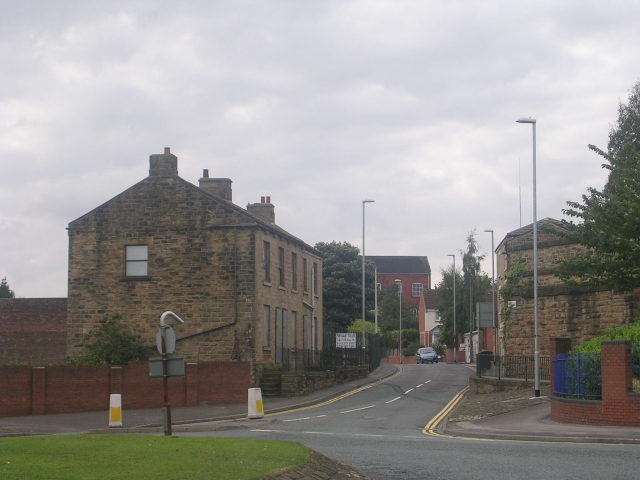High Street - viewed from Bridge Street