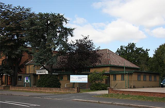 St. Edmunds Hall