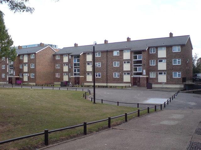 Barnardo Gardens, E1