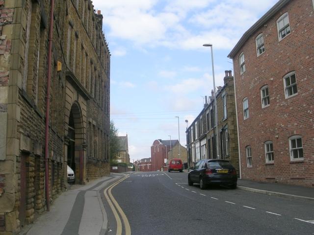 South Queen Street - High Street
