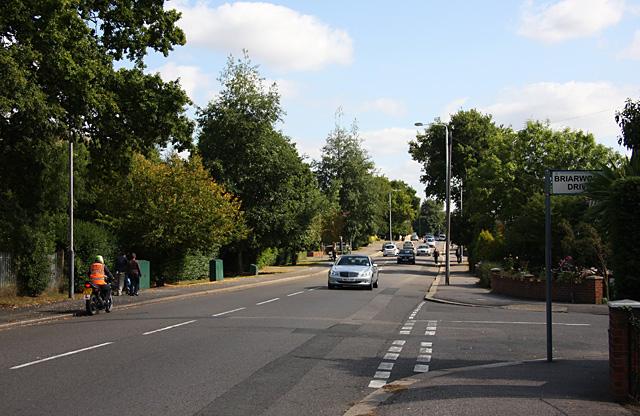 Pinner Road, Northwood Hills
