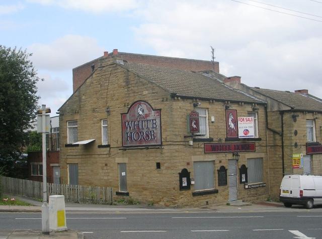 White Horse - Town End