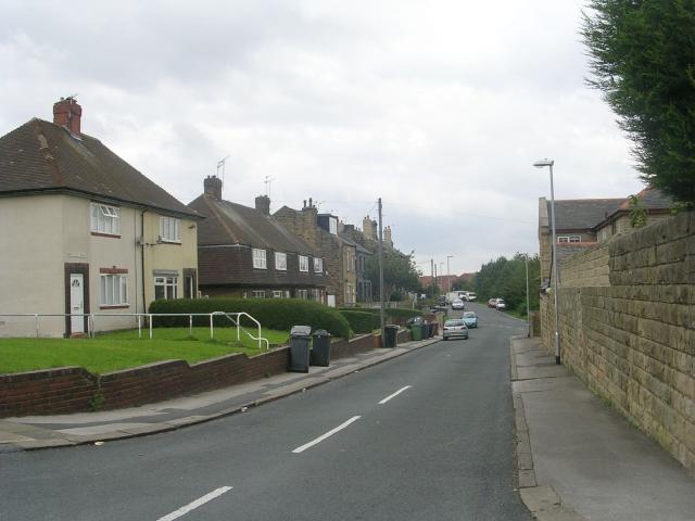 Middleton Terrace - Clough Street
