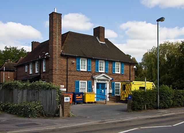 Northwood-Pinner Cottage Hospital