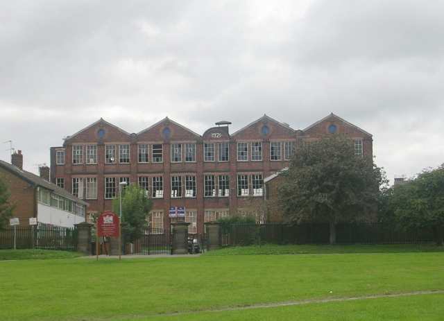 Disused Mill - South Parade