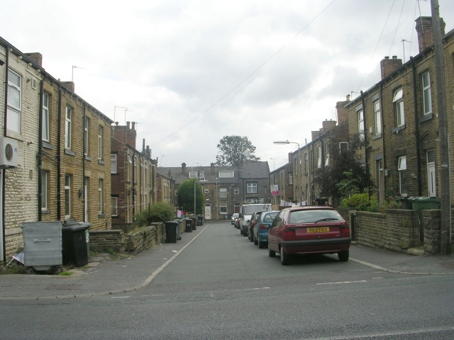 Florence Terrace - Middleton Road