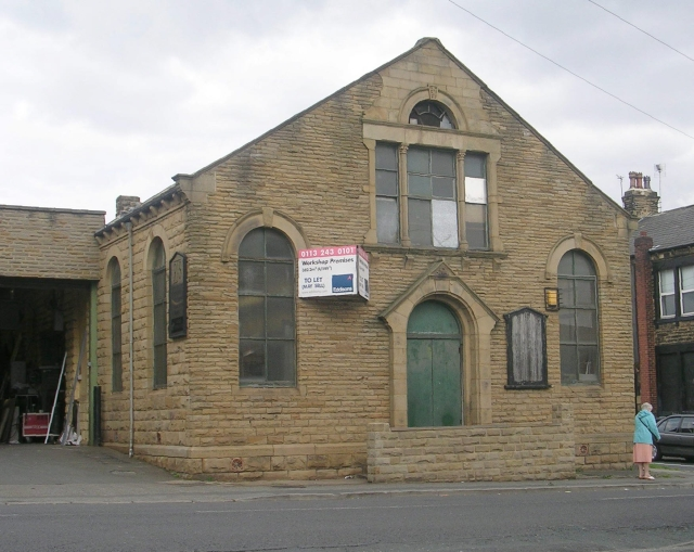 Former Chapel - Middleton Road