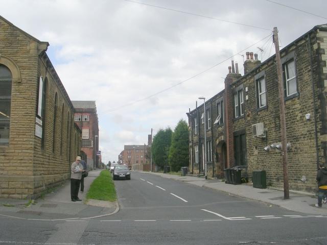 South Parade - Middleton Road