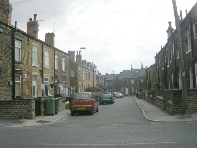 Airedale Terrace - Middleton Road