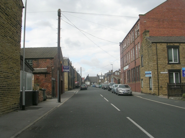 South Street - Middleton Road