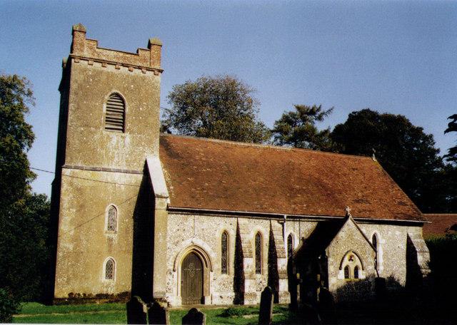 St Mary, Newton Valence