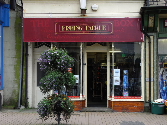 North Devon Angling at 132 High Street, Ilfracombe