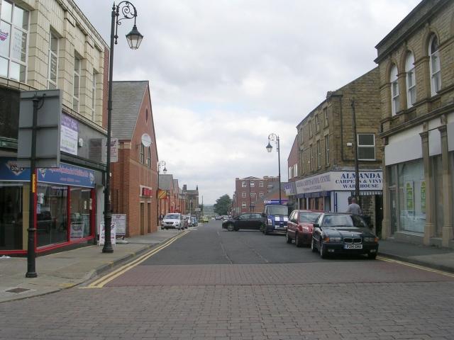 Peel Street - Queen Street