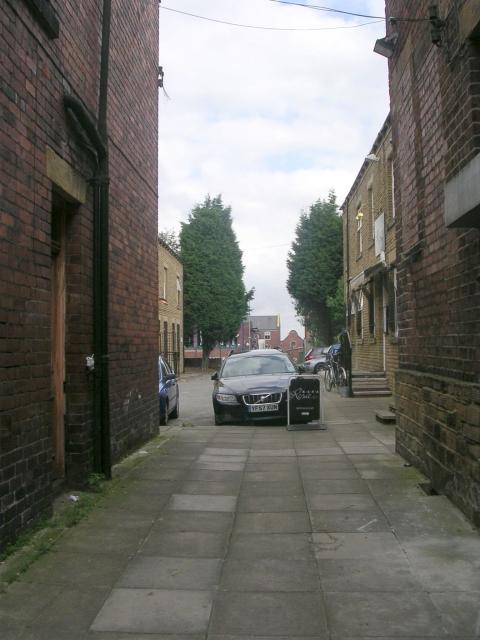 Queen's Place - Queen Street