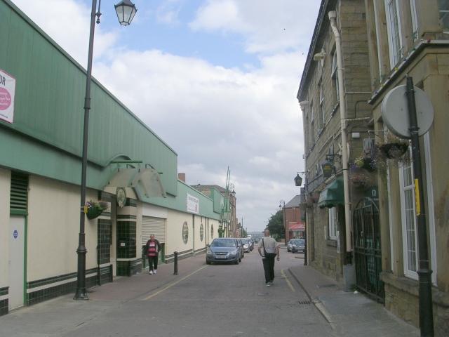 Hope Street - Queen Street