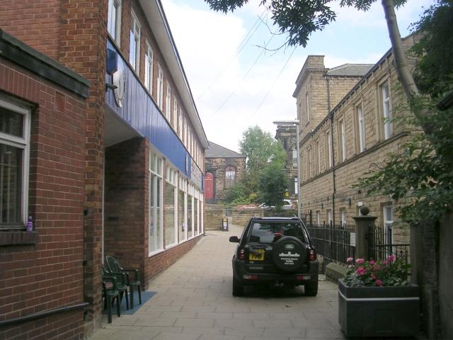 Little Lane - Queen Street