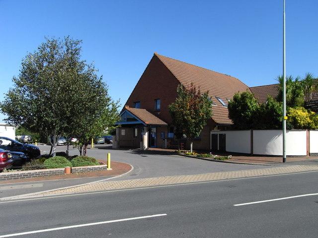Litchden Medical Centre on Landkey Road